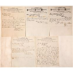 T.C. Power & Bro, Indian Traders, Collection, Ft. Benton, MT