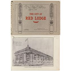 The City of Red Lodge Booklet