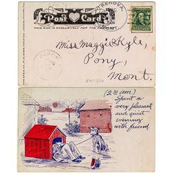 Renova Postcard