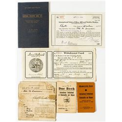 5 Different Labor Union Documents