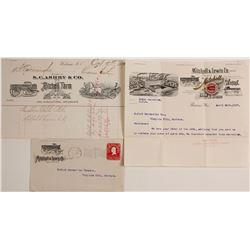 Fabulous Pictorial Montana Wagon Documents