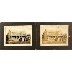 Hotel Montana Photographs