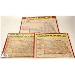 Maps of Nebraska