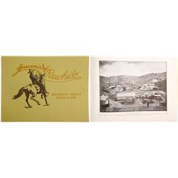 High Quality Reprint of Souvenir Rawhide Booklet