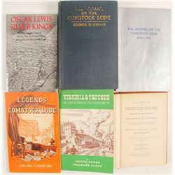 Comstock Lode Books (6)