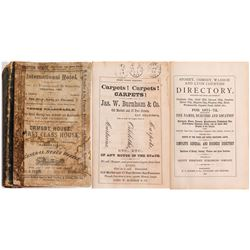 Nevada 1871 Directory: Storey, Ormsby, Washoe, and Lyons