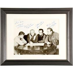 Signed and Framed Bonanza Promo Photo