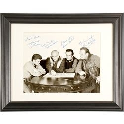 Signed and Framed Bonanza Promo Photo