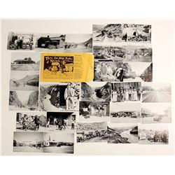NE Johnson Nevada Photo Postcard Set
