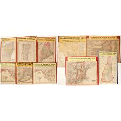 New England Map Collection