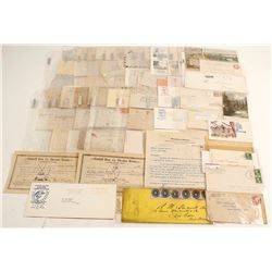 Large New Mexico Postal History Collection