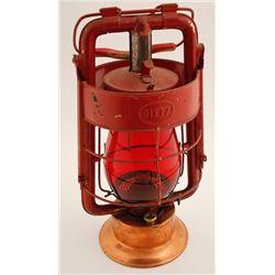 Fireman's Hand Held Lantern by Dietz