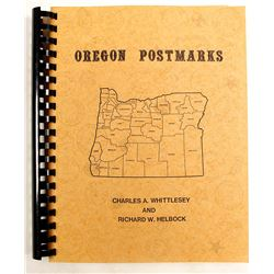 Oregon Postmarks by Whittlesey