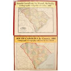 Maps of South Carolina