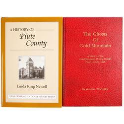 Utah History Books (2)