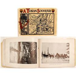 """Rare """"A Yukon Souvenir"""" Booklet"""