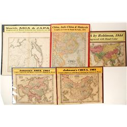 Maps of Asia (5)