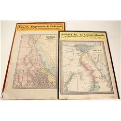 2 Egypt Maps