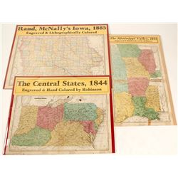 Maps of the Mississippi Valley Area