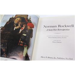 Norman Rockwell, A Sixty Year Retrospective by Buechner