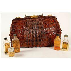 Hornback Aligator Gladstone Bag