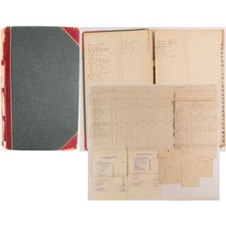 Old Account Ledger