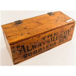 Shoe Cobblers Wood Box