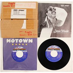 "Stevie Wonder , I just Called To Say I Love You, 7"" 45"