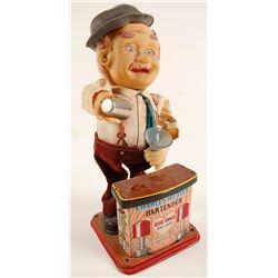 Charlie Weaver Bartender Doll