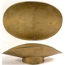 Vintage Scale Pan