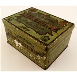 The Richmond Mixture Tin Box