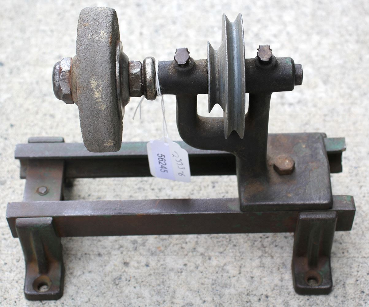 Peachy Walker Turner Bench Grinder And Wheel Machost Co Dining Chair Design Ideas Machostcouk