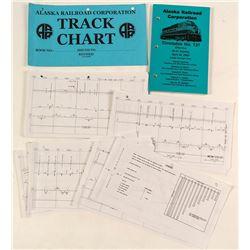 Alaska RailRoad Corp Booklets (2)