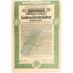 Northern Electric Railway Company Bond
