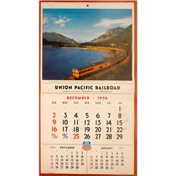 Union Pacific Railroad Calendar