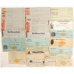 Colorado Check Collection