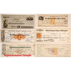 Rhode Island and Connecticut Check Collection