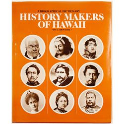 History Makers of Hawaii by Day