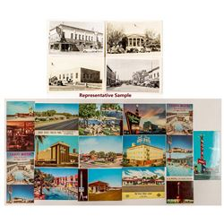 Las Vegas and Lovelock, NV Postcards