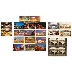 Reno, NV Postcards and Steroeviews