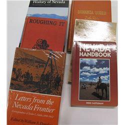 Nevada History Books