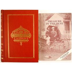 Nevada History Books (2)