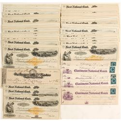 New Hampshire Check Collection