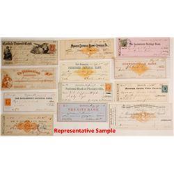 Pennsylvania Check Collection
