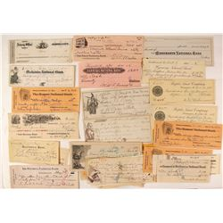 Eastern United States Check Collection