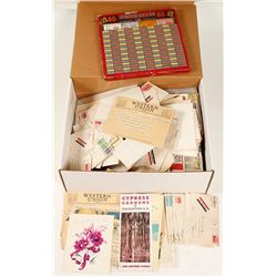 Grab Box of US Ephemera