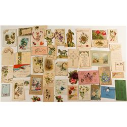Greeting Cards (approx. 40)