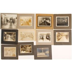 Mounted Photographs of Business Interiors