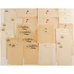 Steamer or Ship Stationery