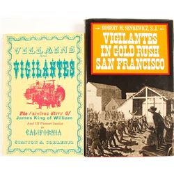 Vigilantes and Villains Books (2)